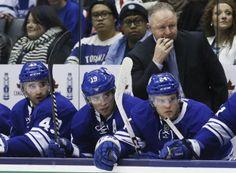 Leafs: Nazem Kadri, Joffrey Lupul, Peter Holland