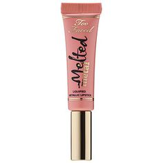 Too Faced - Melted Metal in Peony #sephora