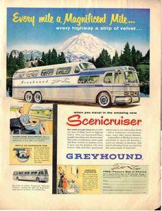 Greyhound Bus Trips