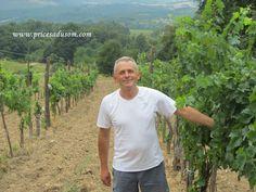 Vinogradar sa Sorbone: Doneo je retke sorte iz Francuske i zasadio ih u svom selu