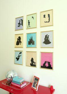Disney wall art