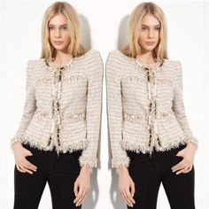 Mcginn tweed jacket This jacket is just  and in great condition! Mcginn Jackets & Coats