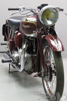 1939 Triumph Speed Twin 500cc                                                                                                                                                                                 More