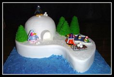 club penguin birthday party | Club Penguin Birthday Cake | Flickr - Photo Sharing!