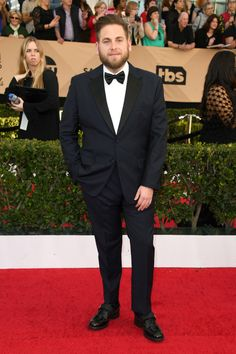Jonah Hill--2017 SAG Awards
