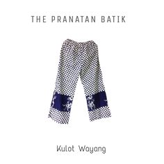 Cullote batik handmade Indonesia All size untill 98cm Batik cap solo Idr 135K