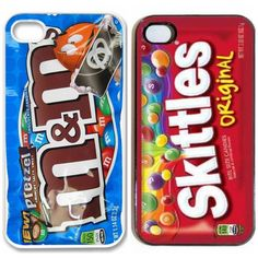 i need the skittles one my fav candy😭 Cool Iphone Cases, Cute Phone Cases, Iphone Phone Cases, Phone Covers, Iphone 5s, Coque Iphone, Friends Phone Case, Diy Phone Case, Candy Phone Cases
