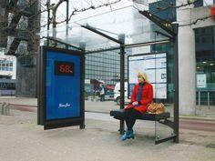 Картинки по запросу Bus stop in Holland