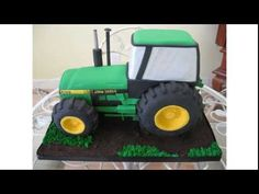 3d tractor cake pan - Google Search