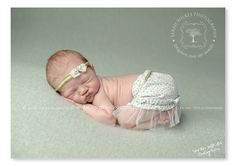 Newborn Ditsy Skirt Set. Baby Skirt and Headband by verityisabelle, £26.99