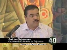 Liderazgos panistas de Tlajomulco de Zúñiga, fortalecerán la campaña del candidato del PRD a la Presidencia Municipal Quirino Velázquez.    Quirino Velázquez, señaló que ya recorrieron el 65% de las secciones electorales y están sumando voluntades a su proyecto.     Informe Edgar Olivares