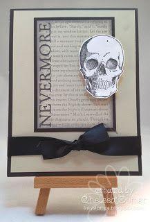 Chelsea's Creative Corner: Nevermore ....