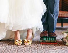 30 Ideas for a Book-Inspired Wedding | Brit + Co