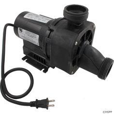 "Pump, Bath, BWG Gemini Plus II, 0.75hp,115v, 1-1/2"",w/Switch"