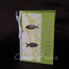 Serie Sizoweb mit Fischen zur Kommunion, Konfirmation