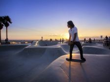 Skate Park in #Venice, Photo of the Day | Discover Los Angeles