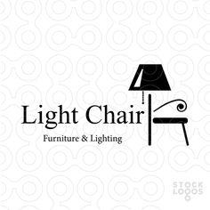 classy chair logo design. Premade Photography Logo Simple modern logo design by LeslieVegaLogoShop  45 00 Beauty Pinterest logos Logos and Modern