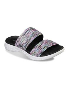 Z-YY Colored Whale In The Middle Womens Mens Lightweight Flip Flops Beach Slippers Shower Sandal