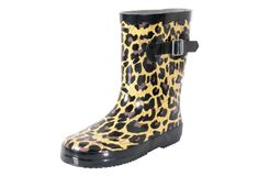 Nomad Girls Ms Puddles II Rubber rain Boot
