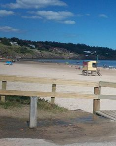 Playa Solanas, Punta del Este. Uruguay.