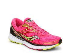 Saucony Breakthru Lightweight Running Shoe - Womens