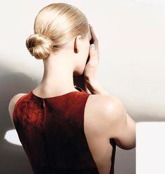 Cheveux: cinq #coiffures #classiques revisitées - #chignonbas