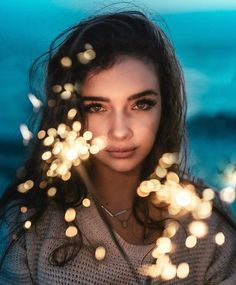 light, girl, and inspiration image