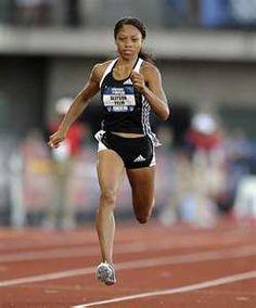 olympic track trials - Allyson Felix