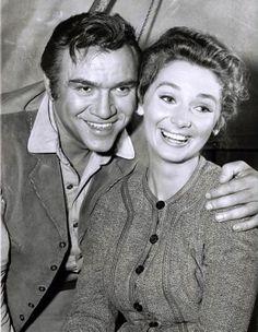 Ben and Inger Cartwright (Bonanza)