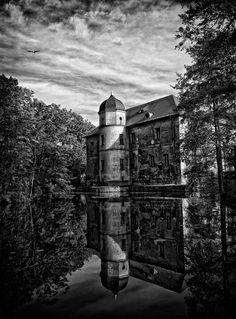 Abandoned Scary Castle