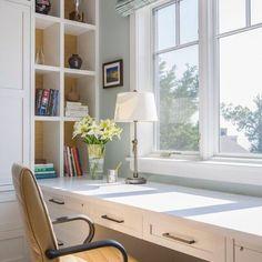38 Trendy home office inspiration workspaces Office Nook, Home Office Space, Office Storage, Home Office Design, Home Office Decor, Home Decor, Desk Storage, Office Ideas, Desk Ideas