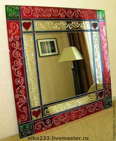 Интерьерные зеркала, большое зеркало, авторское зеркало, зеркало с росписью, зеркало для комнаты, для дома и интерьера, декор для интерьера, изготовление зеркал, зеркало купить, зеркало с рисунком, интерьерные зеркала.