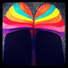Photo by rnapper7562: gorgeous colourful @J Clifford Cook Choice! We love #schuh