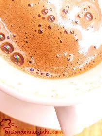 Brisando na Cozinha: Pó para cappuccino - Delicioso e cremosinho! Best Coffee, Coffee Time, Morning Coffee, Coffee Break, Just Love Coffee, Peach Dumplings, Food Net, Cappuccino Machine, Web Design