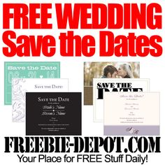 Free wedding stuff 7 free wedding apps free wedding stuff free wedding save the dates junglespirit Image collections