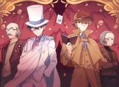 Magic Kaito by Akiyoshi