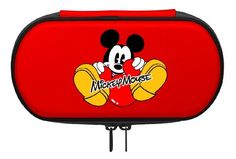 Official Disney Hard Pouch – Mickey Mouse (Sony PSP) « Game Searches