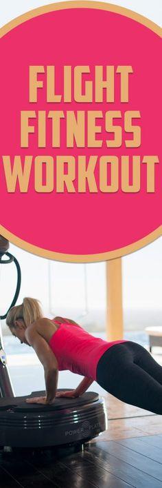 Flight Fitness Workout. Visit http://www.fireupfitness.com for detail