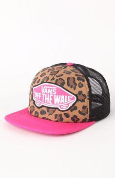 (Limited Supply) Click Image Above  Womens Vans Hat - Vans Beach Girl  Trucker Hat 4c5951dd269