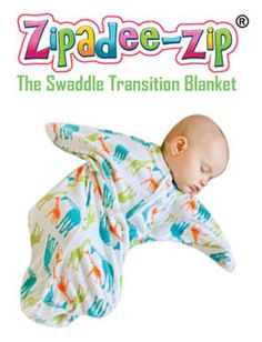 Ziapadee-Zip-perfect for babies who love to be swaddled but have out-grown swaddling, but still startle themselves.