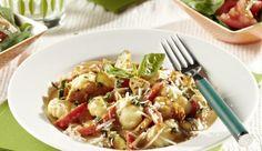 Italienische Gnocchi-Pfanne - ein delikates MAGGI Rezept aus der Kategorie Fleisch. Einfach und schnell mit MAGGI Kochstudio.