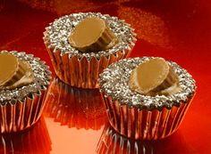 Brownie Cookie Cup Treasures