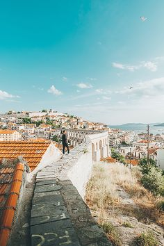 5 reasons you shouldn't miss Kavala Macedonia Greece, Greece Pictures, Thessaloniki, Archaeological Site, Best Cities, Greek Islands, Greece Travel, Island Life, World Heritage Sites