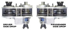 Advanced Adapters Atlas 4 Speed Transfer Case - Starting at $3,420