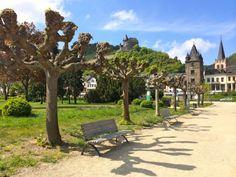 Bacharach no Vale do Reno - Conheça mais sobre esse cantinho da Alemanha : http://viajoteca.com/castelos-do-vale-do-reno-na-alemanha/