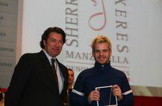 David Muñoz. Cocinero Revelación 2008 #Madridfusion