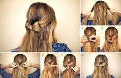 """Hair""""bow"""""""