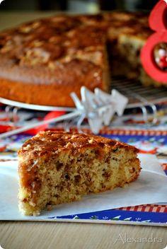 Banana Bread, Cooking Recipes, Desserts, Greek, Food, Greek Recipes, Tailgate Desserts, Deserts, Chef Recipes