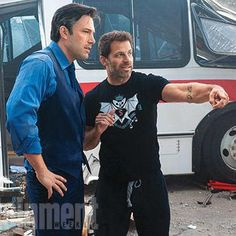 Movies: Zack Snyder says DC heroes are more epic not like 'flavor of the week Ant-Man'