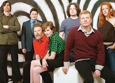 The New Pornographers playing great music that is hard to find on the radio. Acid Rock, Soul Shine, Trip Hop, Indie Pop, Rhythm And Blues, Super Hero Costumes, Blues Rock, Music Is Life, Music Bands